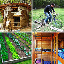 Sustainable Living Academy - Off-Grid Sustainable Living - Charity - Non-Profit