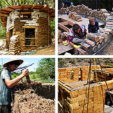 Sustainable Living Academy - Home Construction - Charity - Non-Profit